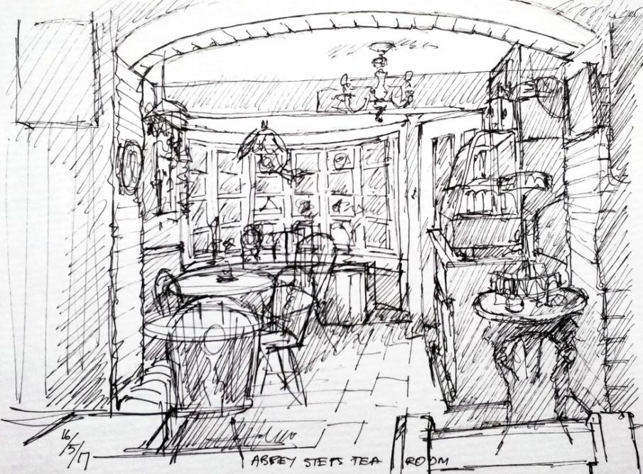Abbey Steps Tearooms, Whitby