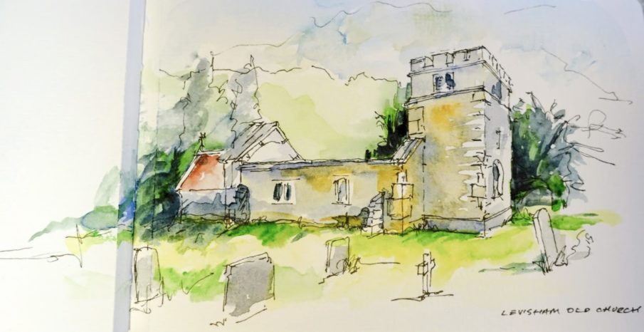 Levisham Old Church