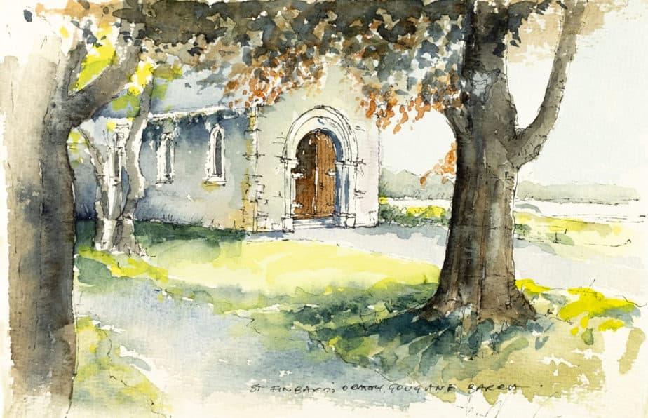 St Finbarr's Oratory, Gougane Barra