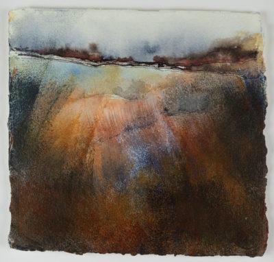 Roskerrig - aqua media painting