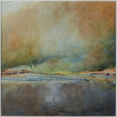 Dunmannus - Mixed media on Saunders paper