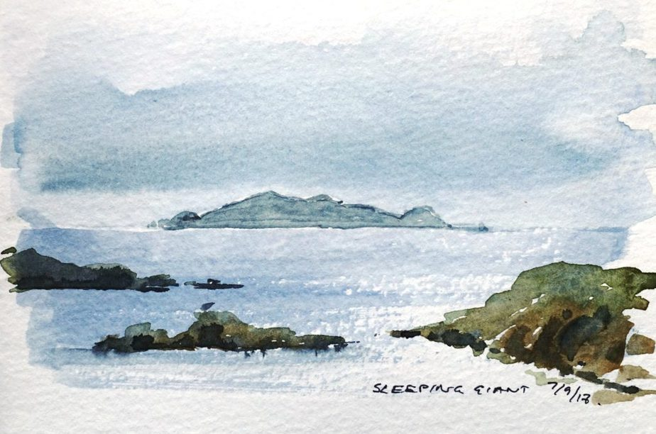 Blaskets - Sleeping Giant