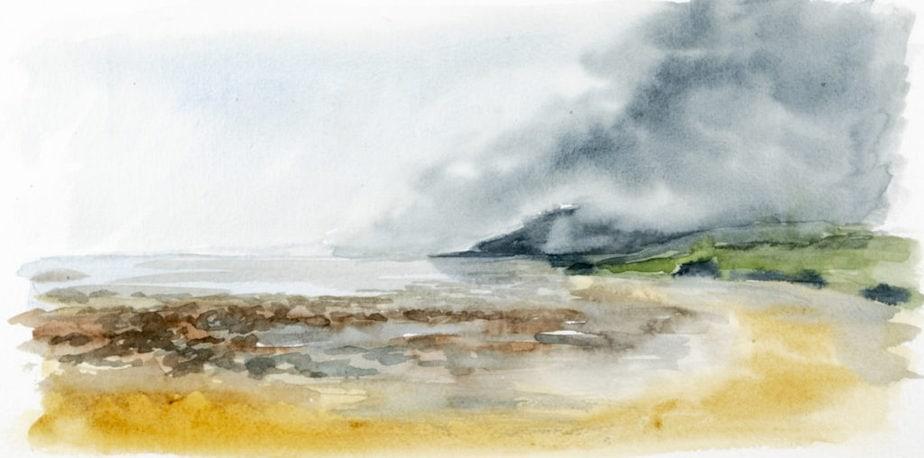 Aughacasla Strand