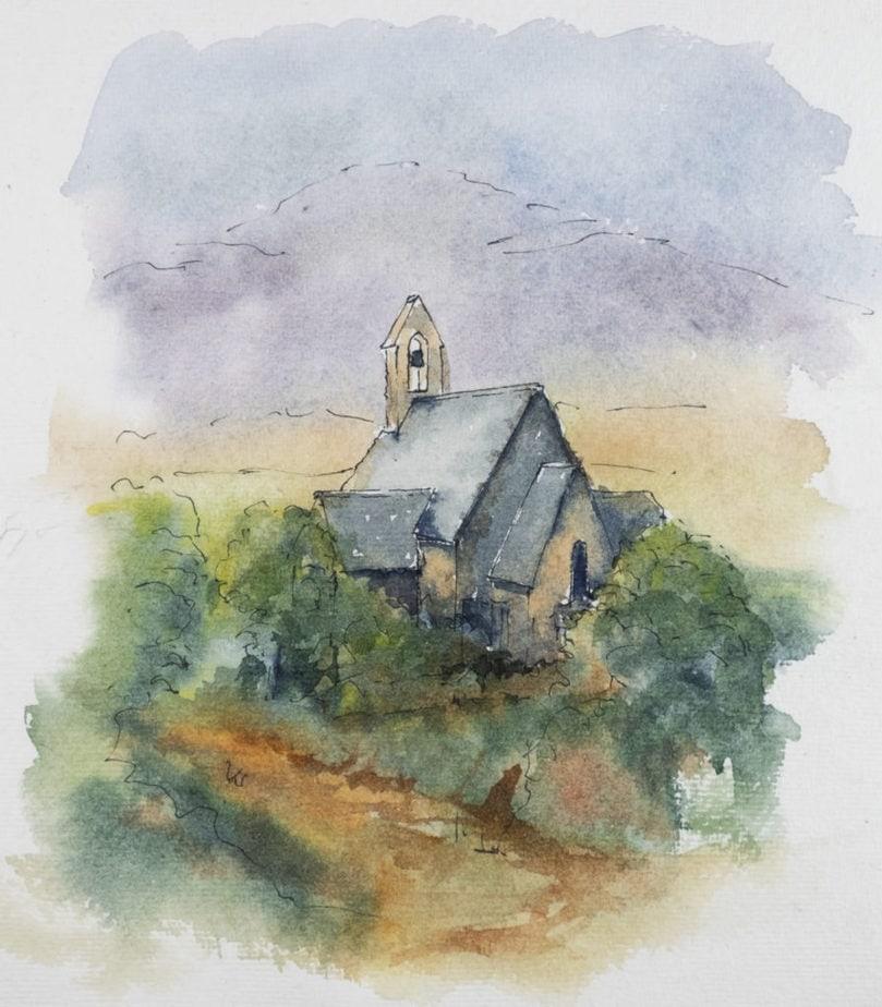 Altar Church (Teampall na mBocht)
